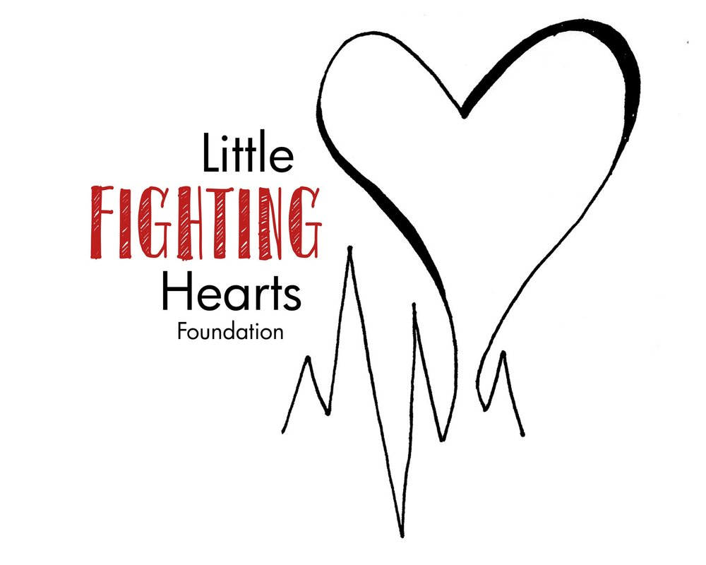 Our Mission - Little Fighting Hearts Foundation raises money to support research of Congenital Heart Defects. Nearly 1 in 100 babies is born with a heart defect in the United States, that is about 4,800 babies each year. Of those numbers about 1 in 4 babies born with a heart defect has a critical CHD. It is estimated that more the 2 million individuals are living with Congenital Heart Defects in the United States. This is a prevalent problem that has received limited funding thus far. The Little Fighting Hearts Foundation is working to change that. Congenital Heart Defects is the most common birth defect and these sweet babies need our help.Our mission is to not only help change the quality of life of these sweet babies but to also find the cause of Congenital Heart Defects. Doctors and Scientist are working diligently to solve this problem and help these babies live better lives. With more funding they would be able to find better ways to treat and fix these defects.This is why we need your help. Are you willing to join the fight in saving a baby's life?