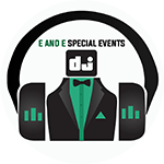 E and E Special Events DJ Services Logo