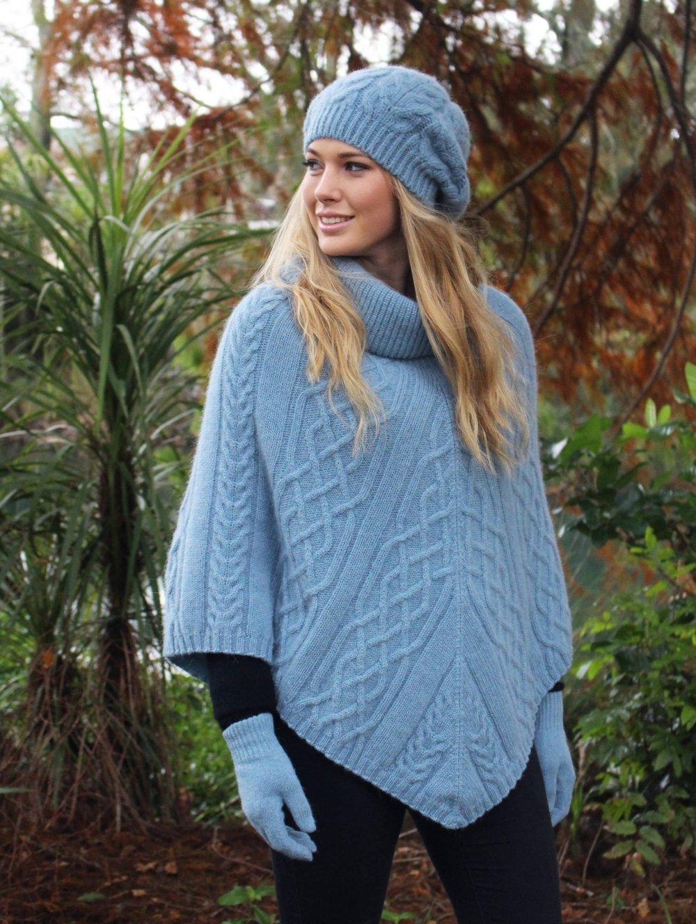 Alpaca Knitwear -