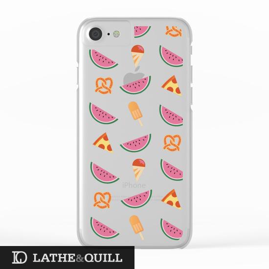 Watermelon + Pretzel + Sno Cone + Pepperoni Pizza