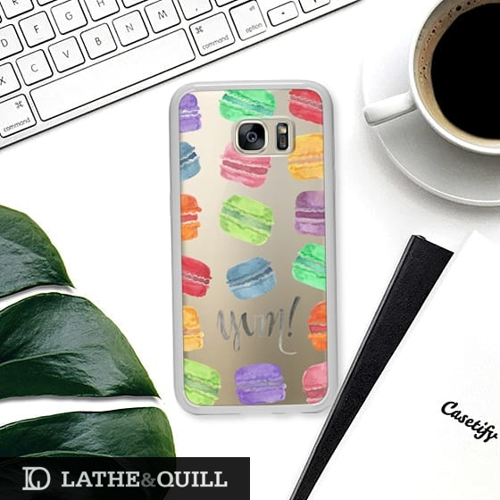iphone and samsung patterned cases