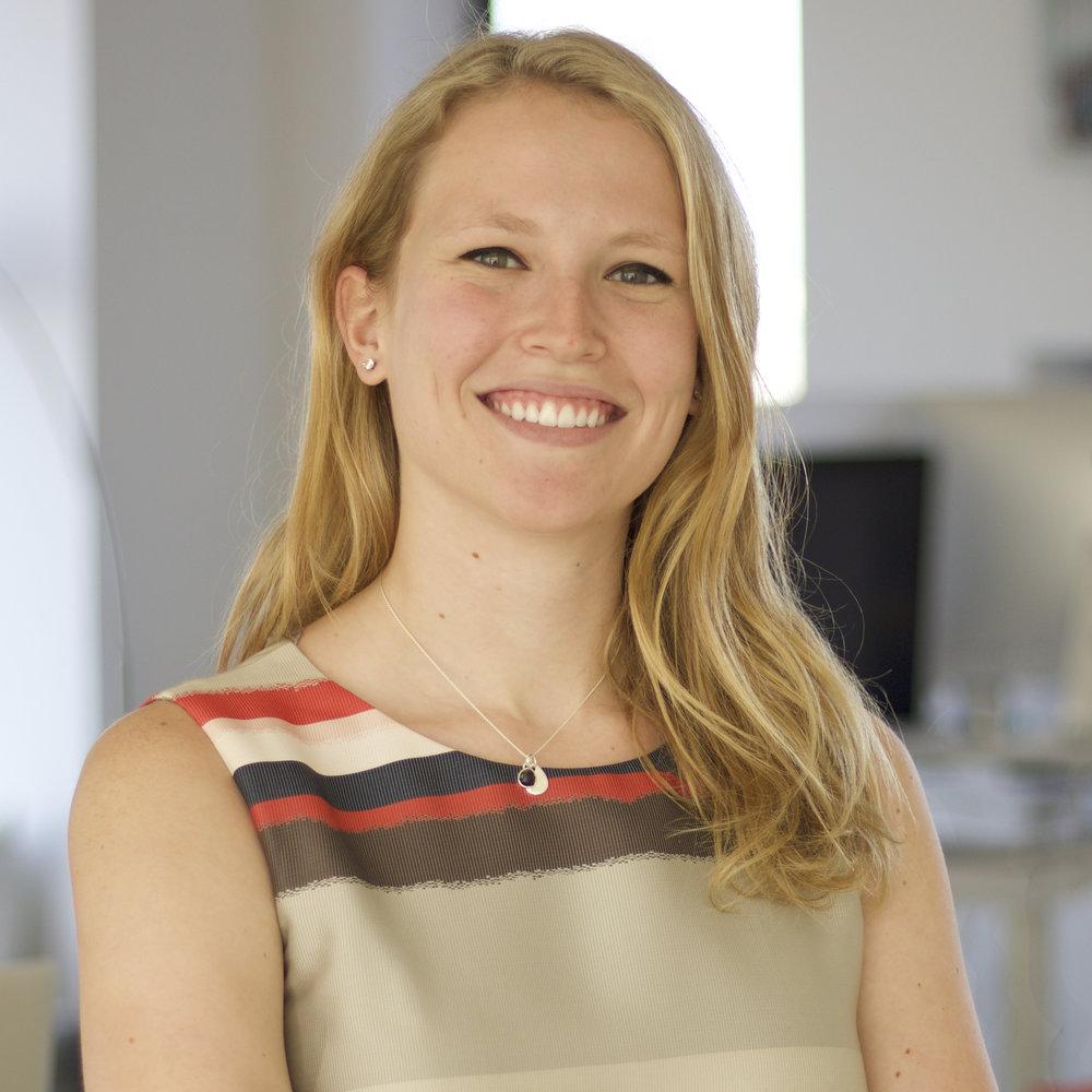 Anne-Sophie Schmidt - Investor Relations