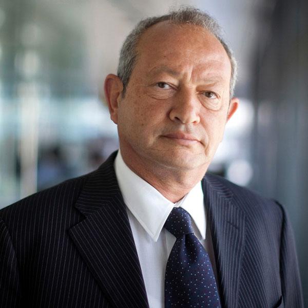 Naguib Sawiris -