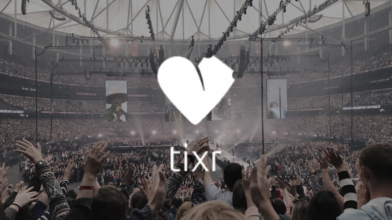 Tixr - Mobile-first, data-driven ticketing platform offering real-time dynamic pricing