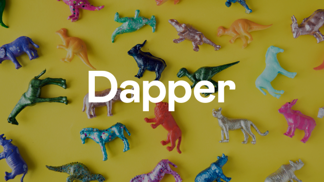 Dapper Labs* - Blockchain experiences made for the real world