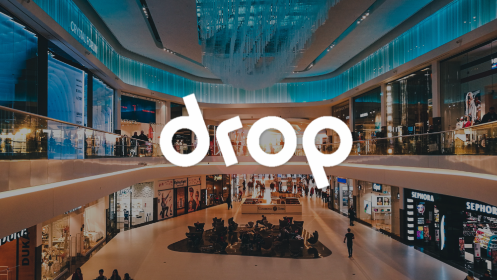 Drop - Mobile-first intelligent rewards platform for millennials