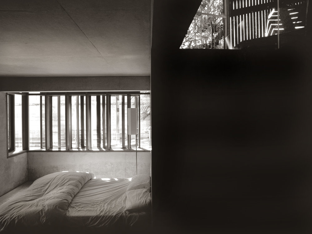 C House_TLinkins_Bedroom B&W.jpg