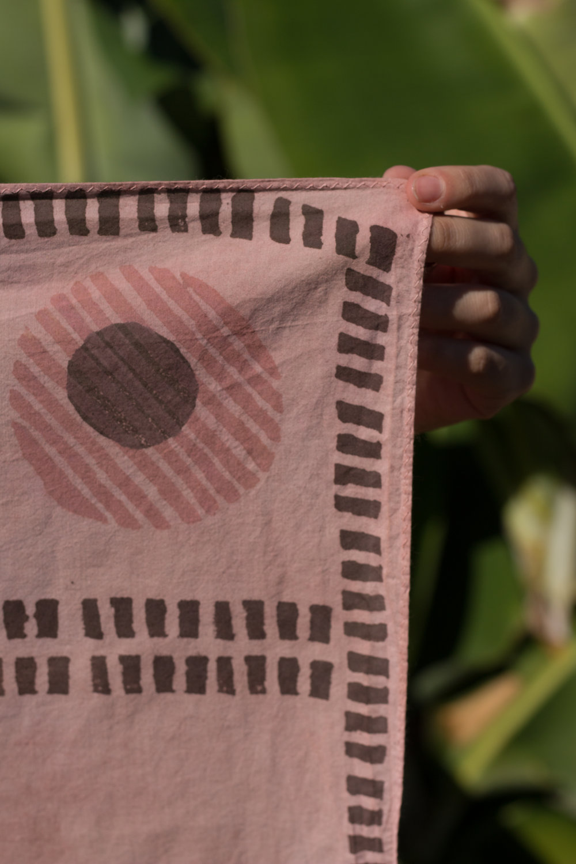 Detail of Cochineal Dye