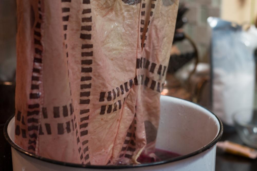 Cochineal Dye Bath