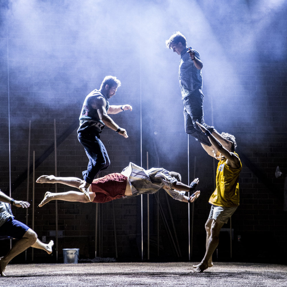 """""""Circus, as you've never seen it before."""" - – InDaily"""
