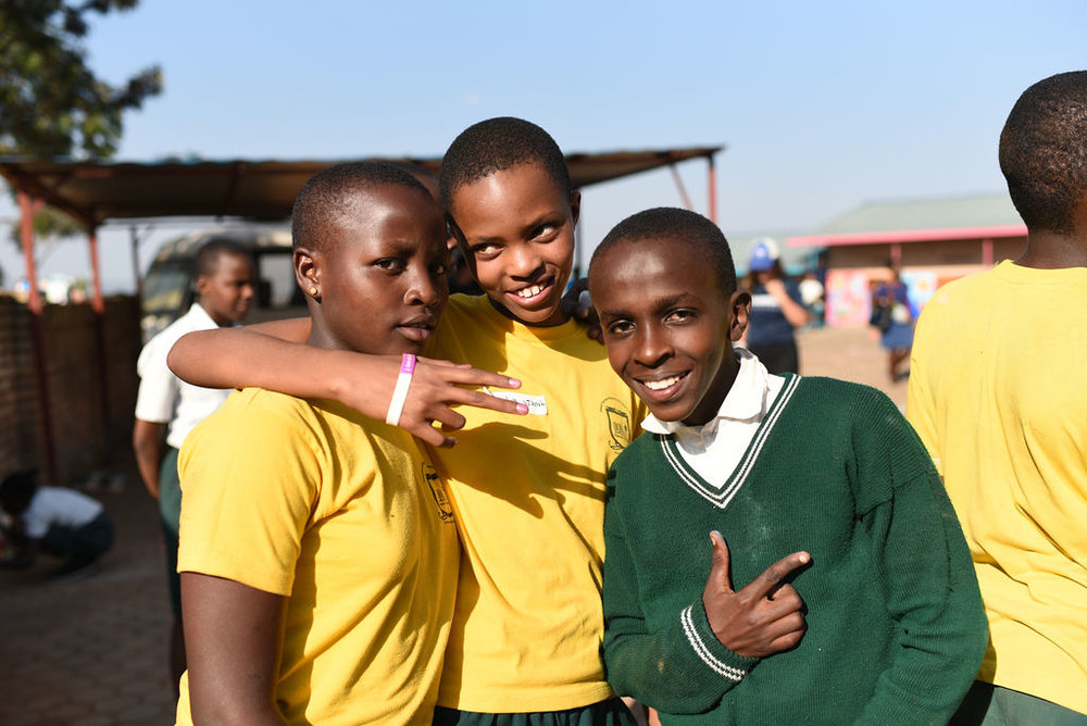 Join us March 21-23: - Imana Kids is gearing up to build a Hope Village in Rwanda and we are excited to celebrate with you all as we raise funds for this big adventure.Photo: Djazilla, Djamilla, and Robert