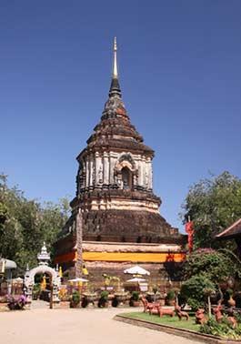 Wat Lok Moli, Chiang Mai