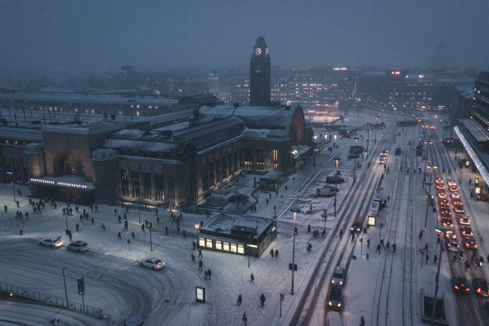 city in finland