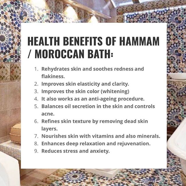 Start 2018 with fresh glowing skin! Queen's House Salon is offer 20% off your first Moroccan Bath for the month of Jan. Book now 043963051