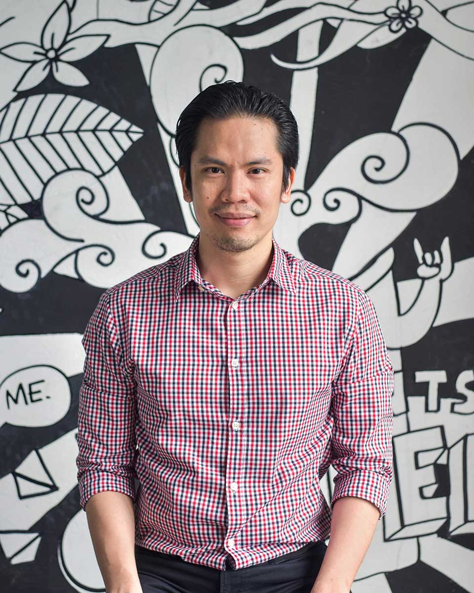 Gabriel De Luna - Creative Director
