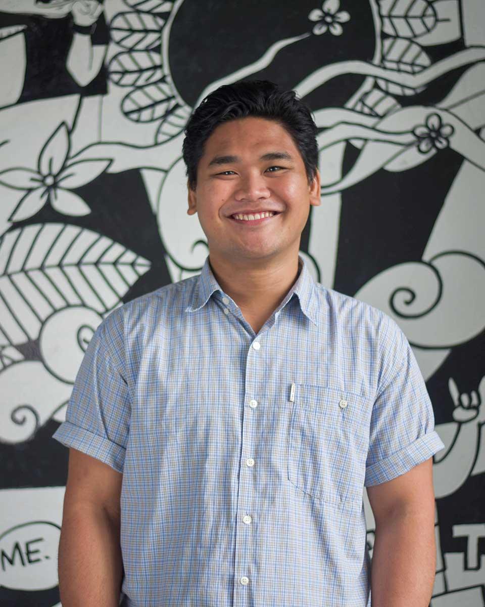 Jan Kevin Bautista - Copy Chief