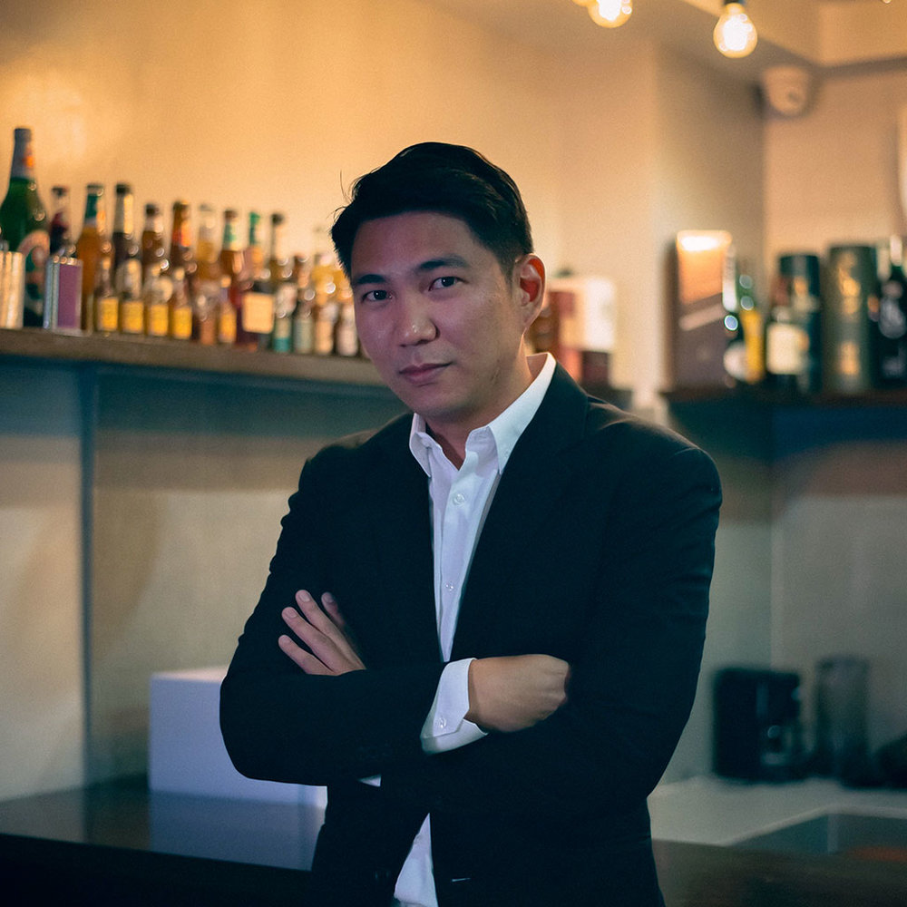 John Carlo Lim, co-founder and General Manager, Foro Dela Barberia