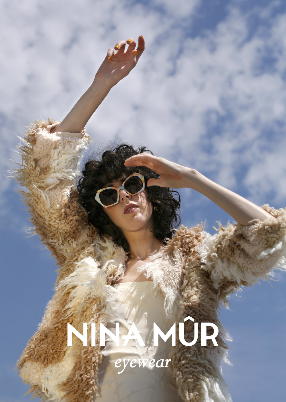 Copy of Copy of Nina Mur Eyewear — Art Direction