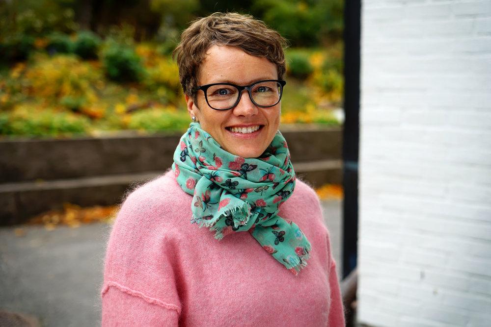 Liv Kvanvig, Coordinator, IPPFoRB