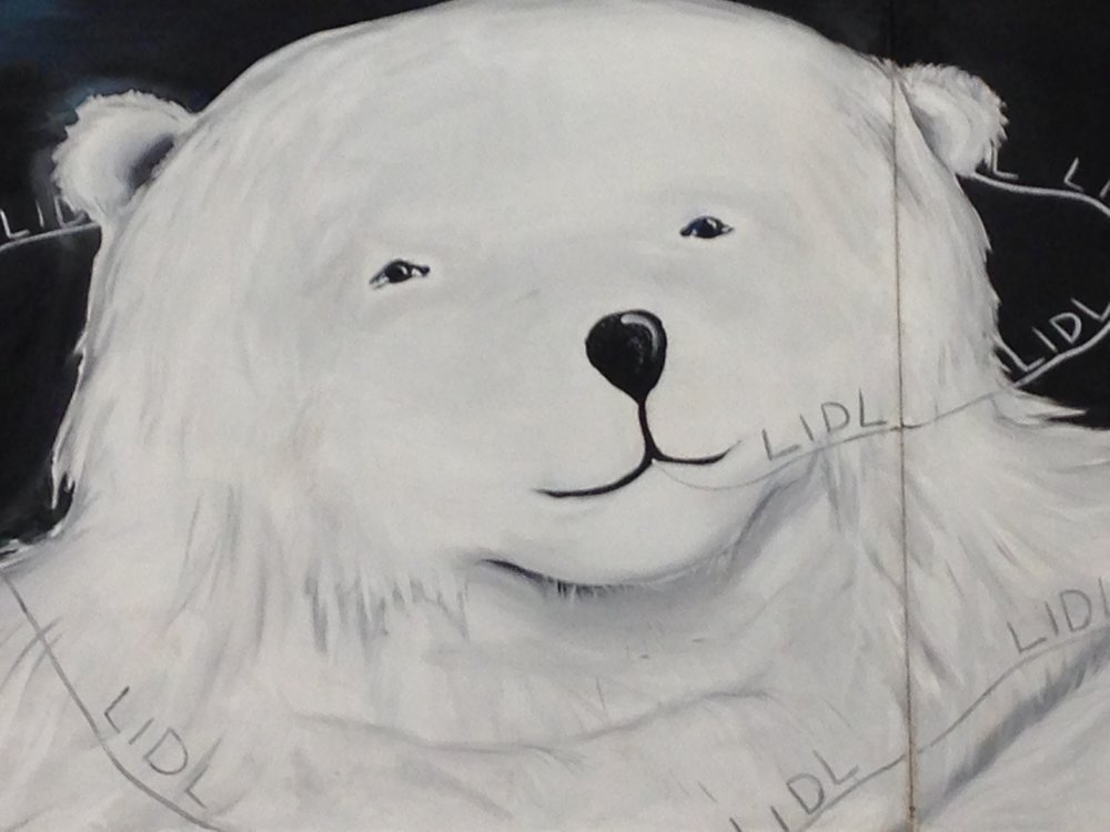 LIDL Eisbär, 1968.