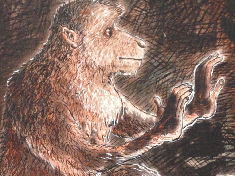 'Ohne Titel', 2002. Detail