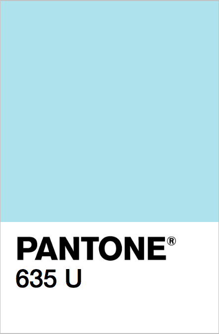 Image Source:  Pantone.