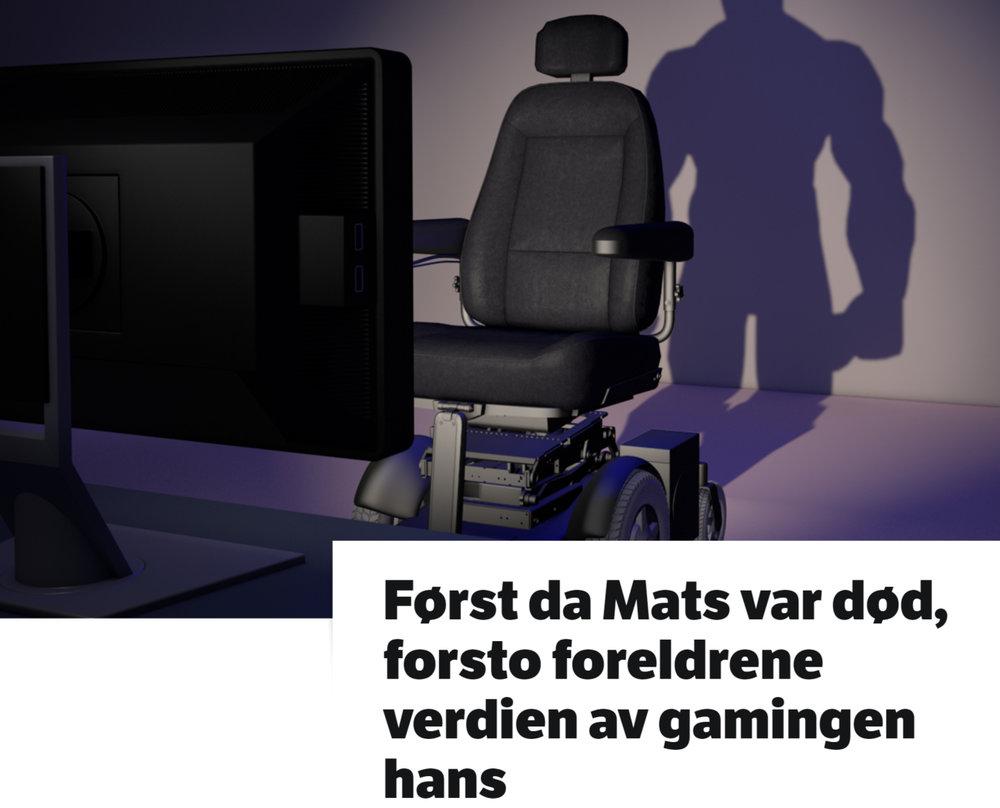 Foto: Faksimile fra NRK.no