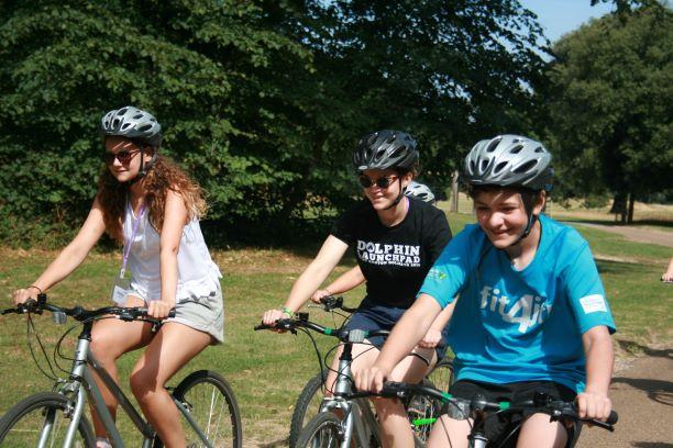 Dutch Cycling Adventure - 6th - 13th August school years 8-11