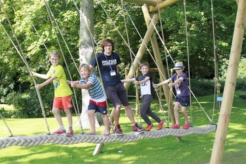 children multi activity camp sports Christian adventure