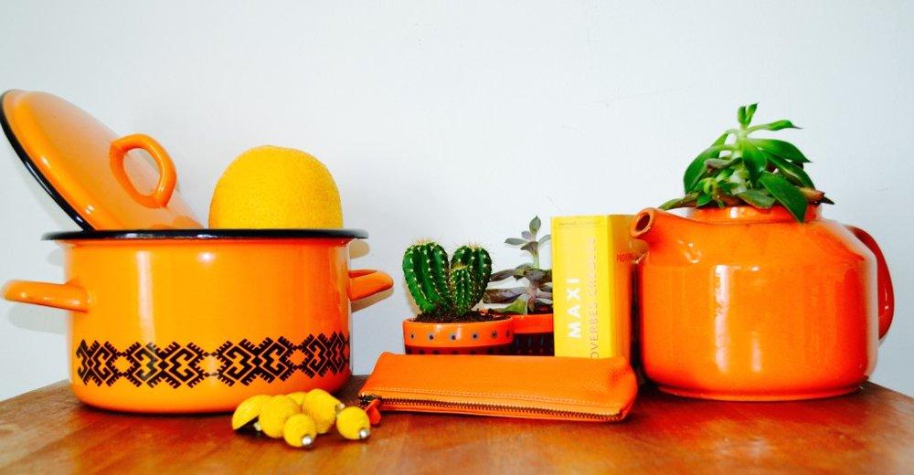 Les oranges by Ma couleurs a ses merveilles.