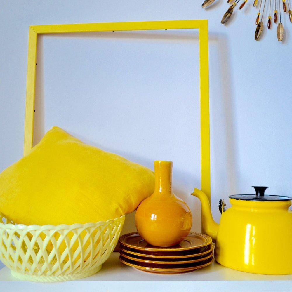 Les jaunes par Ma couleur a ses merveilles