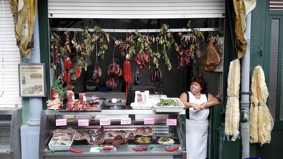 ouvenirs gourmands et visuels du Portugal par Mika
