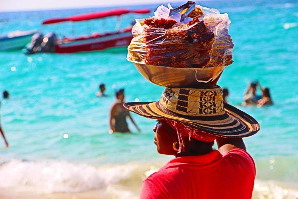Venezuela. douceur à la plage