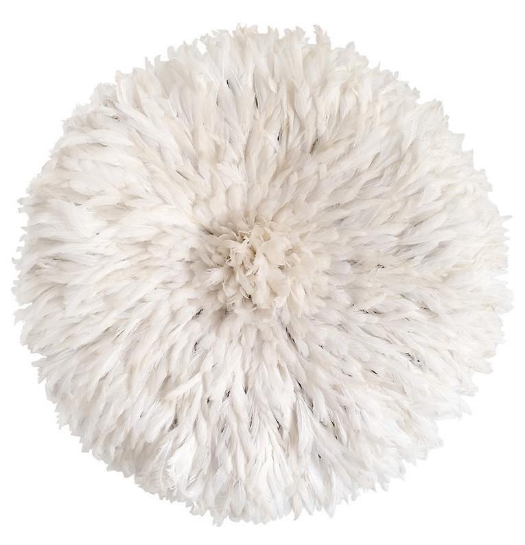 juju hat blanc paris chapeau en plume africaine.