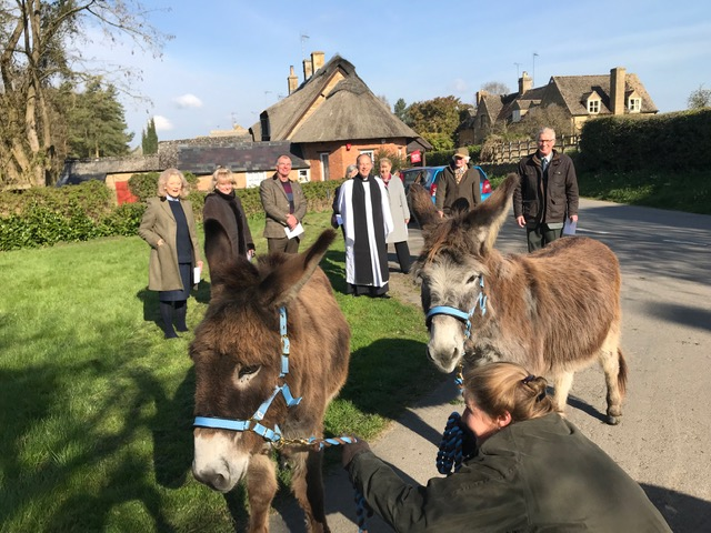 donkeys at Adlestrop on Palm Sunday 2019.jpg