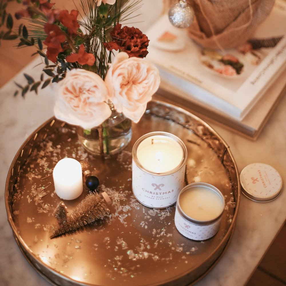 Limited Edition Christmas Candle -