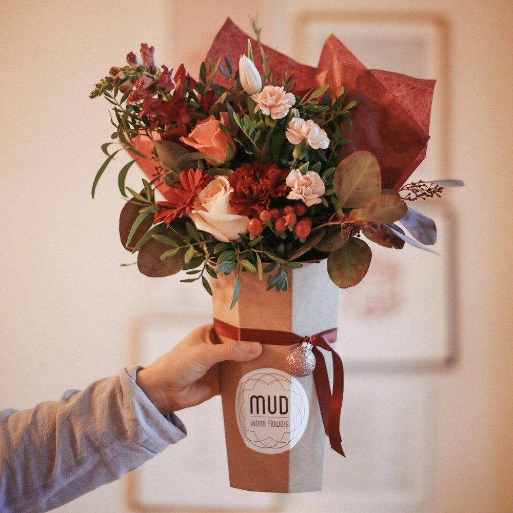 Christmas Bouquets - SHOP NOW