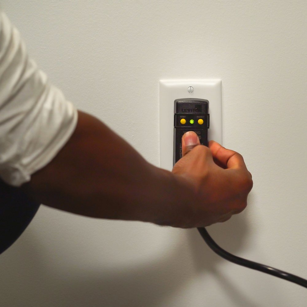 SIMPLE - Quick installation, not permanently attached, plugs in to standard electrical outlet