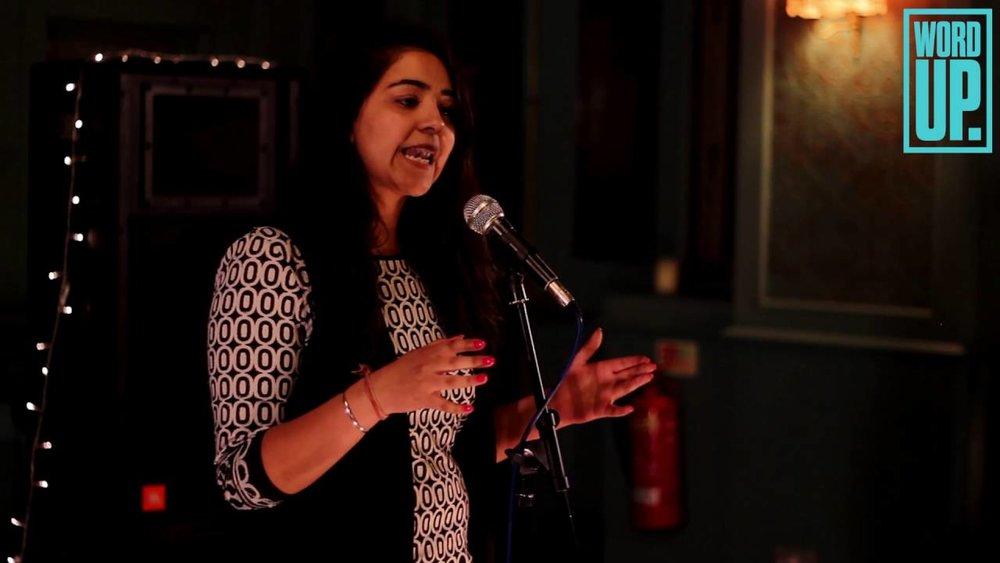 Political spoken word poetry from Banana Sharma (BBC Radio London; LCR; British Asian Festival)