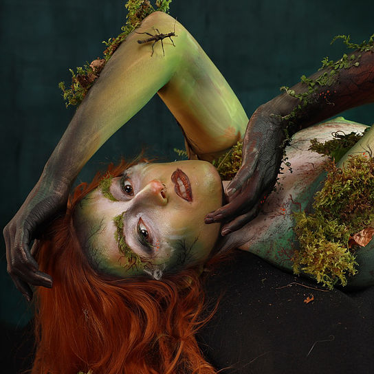 A look inside the world of body art with Painted Peach