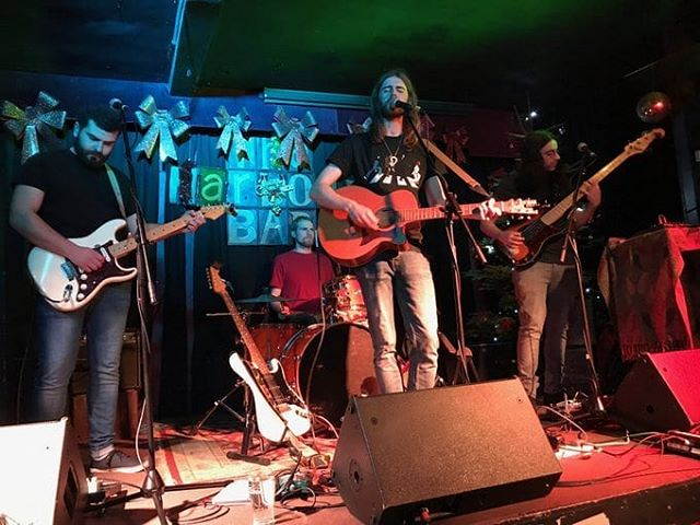 Lavly one last night. Thanks to everyone who came out x #livemusic #gig #irishband #alternativemusic #tfatf