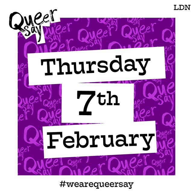 #queersaylondon Tonight's the night! Join us at the @the2brewers this evening for Queersay London No2 where we will be hearing @ladyphyll  @asifalahore and @thelucicat talk Visibility! Don't forget you have the opportunity to have your Queersay in The Queersay Fishbowl! Grab yourself a £6 ticket at http://bit.ly/QueersayNo2 . . . . #visibility #queersay #wearequeersay #London #Lgbtq #conversation #talk #event #fishbowl #bringtheconversation #thetwobrewers #clapham #gaylondon #gaybar #gayclub #queertalk