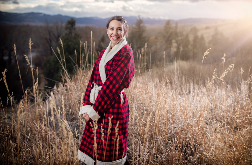 The Big Sky Robe by Montana Robe Company