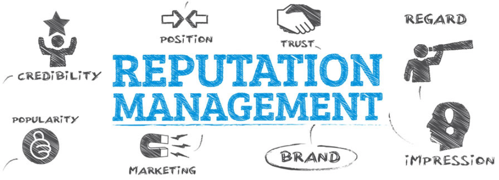 REPUTATION MANAGEMENT TO IMPROVE SEO.