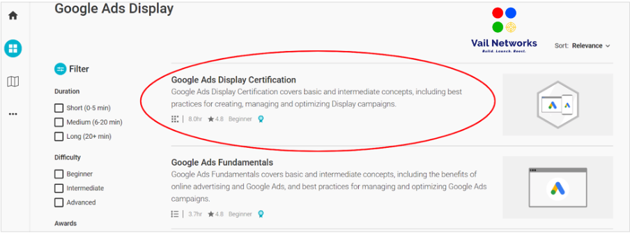 how to become google ads certified.
