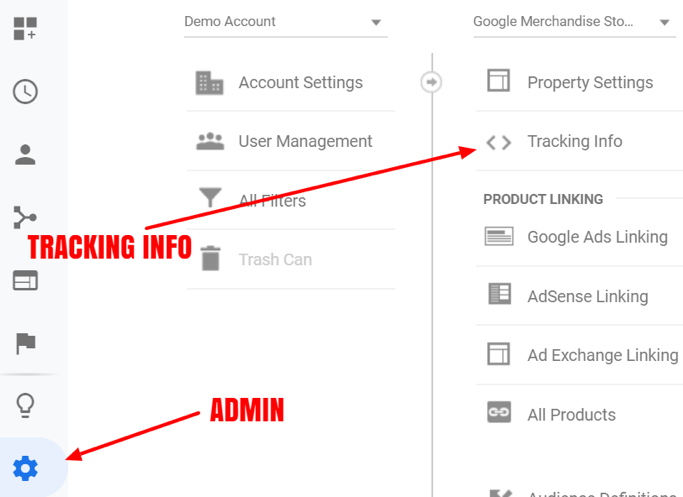 how to link google analytics to wordpress.