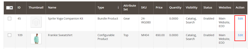 How to add products on magento site.