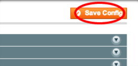 How to update Magento site and theme settings.