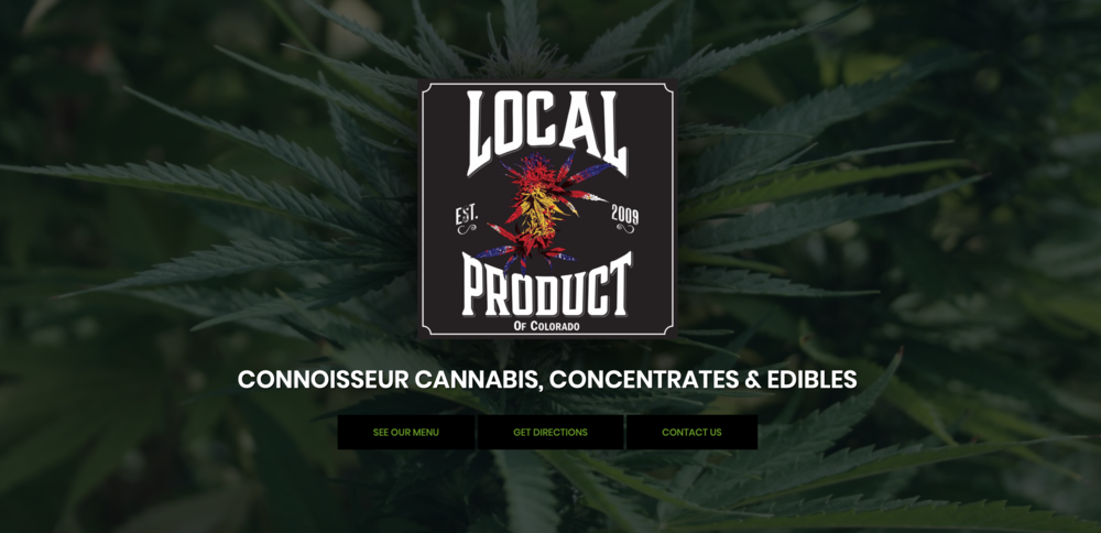 Cannabis marketing needs to include a strong foundation of a good website.