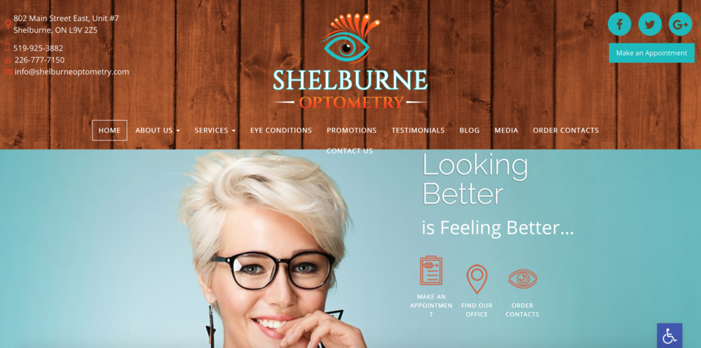 Optometrist marketing ideas for your website